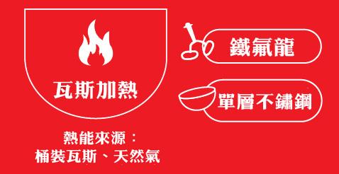 Gas (LPG/NG) Cooking Mixer