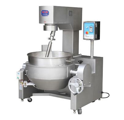 Bowl Rotating Standard Heated Cooking Mixer