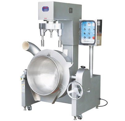 custard mixer, custard machine
