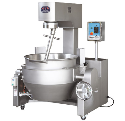 Bowl Rotating Standard Heated Cooking Mixer