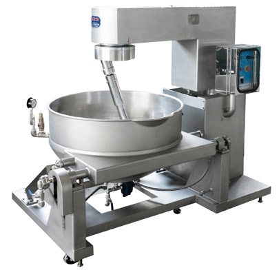 Round Bowl Standard Heated Cooking Mixer